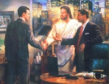 Jesus in the Boardroom