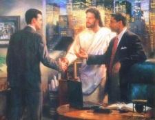 Jesus in the Boardroom